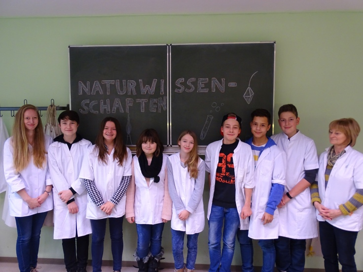 Naturwissenschafts AG