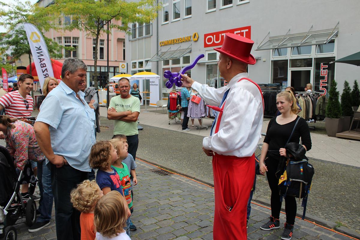 Wittenberge Hafenfest