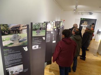 Sonderausstellung im Stadt und Regionalmuseum zum Thema Gedenk- und Sühnekreuze