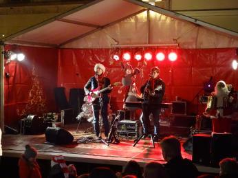 """Gute Livemusik von """"Chilli aus Berlin"""" am Freitagabend."""