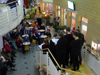Chor des Perleberger Gymnasiums